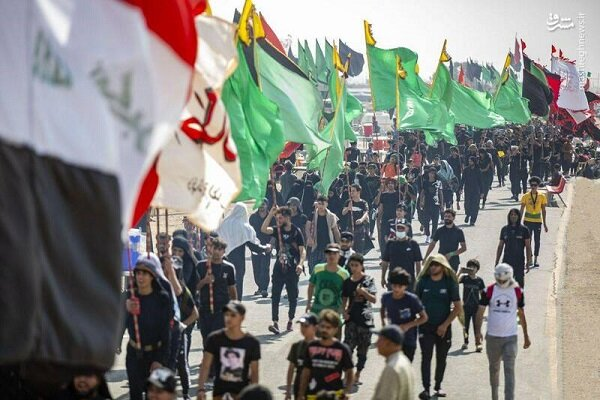 في حال قبول العراق ... إيران مستعدة لإيفاد الزوار لزيارة الابعين