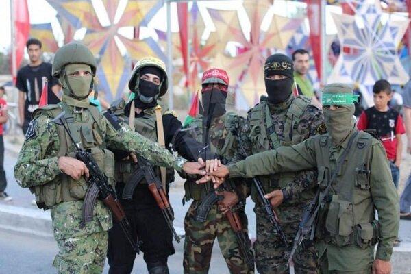 همچنان بر سر عهد خود در دفاع از ملت فلسطین هستیم