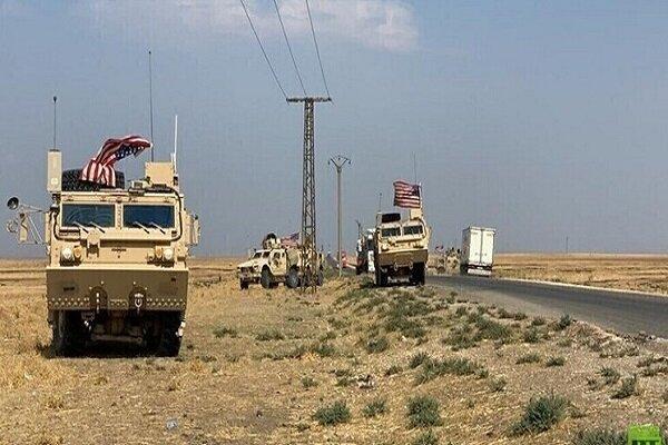 Explosion blows up US logistics convoy in Iraqi Al Diwaniyah