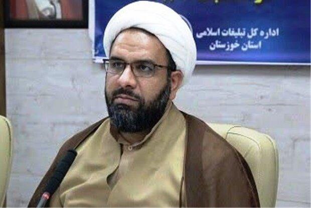 کانون تخصصی وعاظ و خطبای خوزستان افتتاح شد