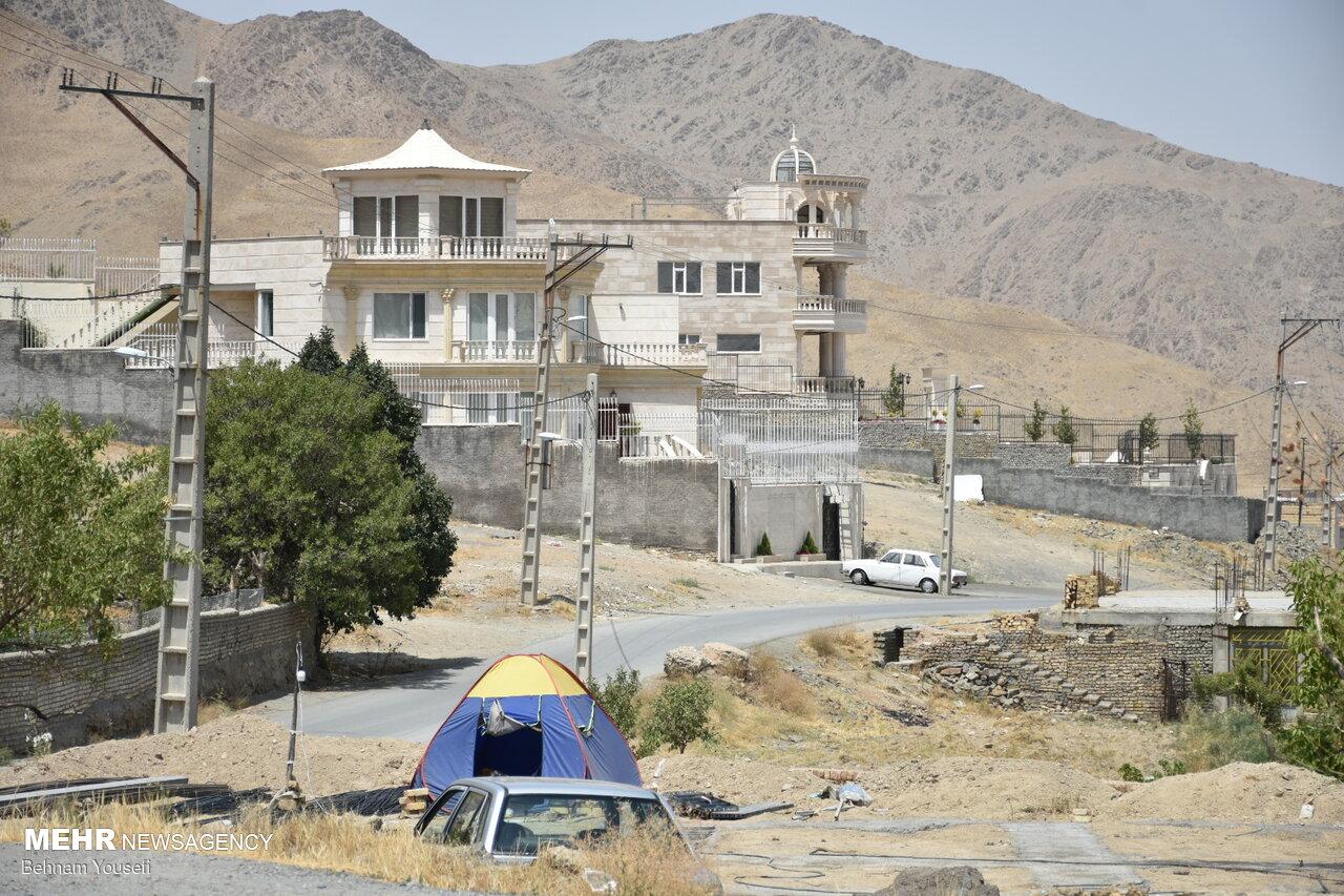 «نظمآباد» قربانی سوداگران زمین/ حراج هویت یک روستا!