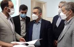 کمبود تجهیزات تنفسی علوم پزشکی مشهد مرتفع شد/ احداث بیمارستان ۲۰۰ تخته در مشهد
