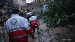 جانمایی برای احداث واحدهای مسکونی در موئیل/سیل خسارت جانی نداشت