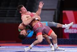 Iran Greco-Roman wrestlers win bronze medals in World C'ships