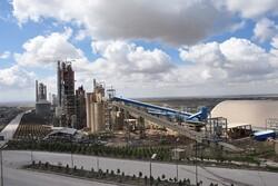 فعالیت ۲۰ درصدی کارخانه های سیمان در مازندران