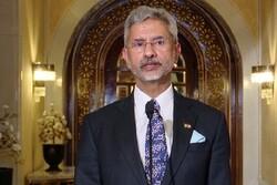 وزير الخارجية الهندي يشارك في مراسم اداء اليمين للرئيس الايراني المنتخب