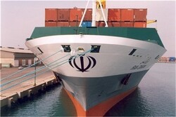 "Iranian ship ""Paya"" grounded in Volga River"