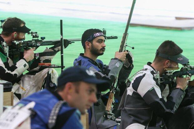 دو شانس طلا از دست ایران پرید/ گرایی و ساروی در یک قدمی برنز