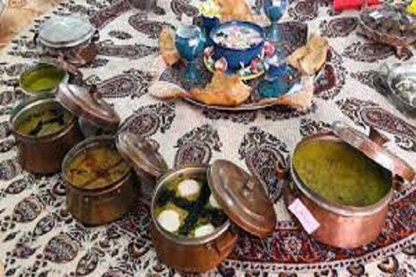 جشنواره غذای سالم در روستای آکوجان برگزار شد