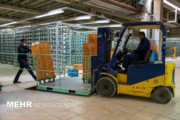 """Chador"" manufacturing unit in Shahr-e Kord"