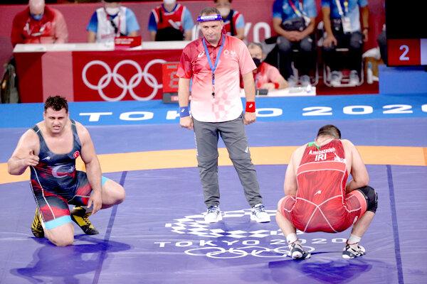 دو شانس طلا و یک مدال برنز پرید/ گرایی و ساروی در یک قدمی برنز