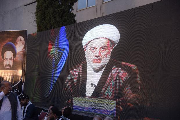شہید باقرالحکیم اور شہید عارف حسینی کے خون میں ایک ہی طاقت ملوث
