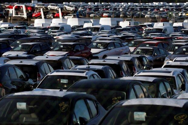فشار سنگین کمبود تراشه و کووید۱۹ بر بازار خودروی فرانسه