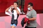 İranlı milli güreşçi Tokyo'da altın madalyayı kazandı