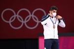 شوق آملی ها از نشان برنز «محمدهادی ساروی» در المپیک