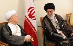 گفتوگوی منتشر نشده رهبر انقلاب با مرحوم هاشمی رفسنجانی در مورد مذاکره با آمریکا
