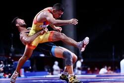 Iran Greco-Roman wrestlers gain 3 victories in world C'ships