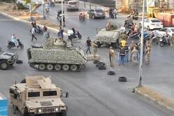 امریکہ اور سعودی عرب جنوب بیروت کی بدامنی کا اصلی سبب ہیں