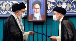 رہبر معظم انقلاب اسلامی نے صدارتی تقرری کا حکم صدر سید ابراہیم رئیسی کو اعطا کردیا