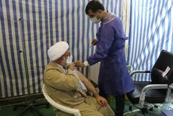 ۵۵هزار دوز واکسن در شاهرود و میامی تزریق شد/ آغاز واکسیناسیون خبرنگاران