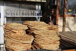 ۵۰ درصد از سهمیه نانواییهای فاقد پروانه در استان تهران قطع می شود
