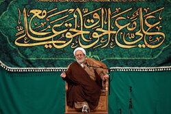 سخنرانی حجتالاسلام انصاریان در حسینیه اعظم زنجان
