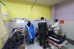 رکورد بستری بیماران کرونایی در البرز شکسته شد