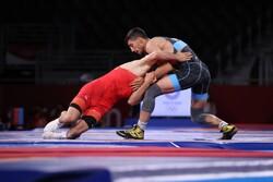 Garaei wins 4th gold for Iran in Greco-Roman World C'ships