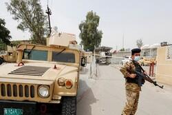 انهدام شبکه تروریستی عامل انفجار شهرک صدر در الانبار عراق