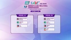 Women's volleyball championship