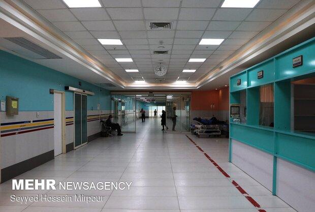 Corona hospitals in Mashhad