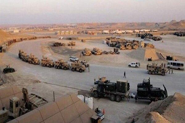 500 military vehicles enter at Ain Al-Assad base in Iraq