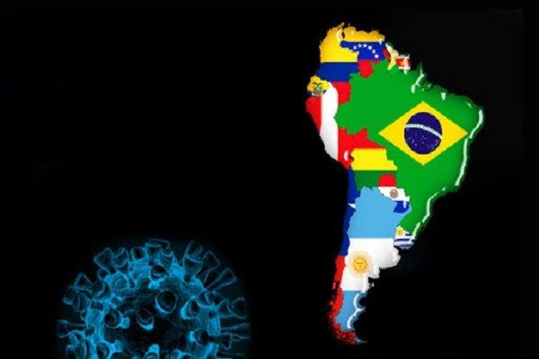 جدیدترین آمار رسمی مبتلایان و جانباختگان کرونایی در آمریکای لاتین