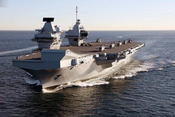 واکنش کره شمالی به حضور ۲ کشتی جنگی انگلیس درمنطقه آسیا - پاسیفیک