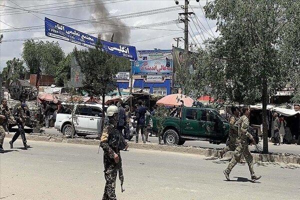 Siren sounded in Green Zone in Kabul