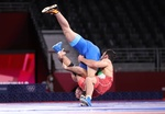 Iranian wrestler Yazdani advances to 86kg final: Tokyo 2020