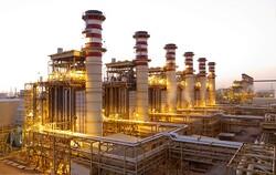 دومین واحد گازی نیروگاه هنگام بندرعباس به شبکه سراسری برق متصل شد