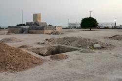 گورستان عیلامیان در بوشهر تبدیل به سایت موزه میشود
