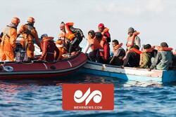 بحیرہ روم میں غیر قانونی مہاجرین کی کشتی کو حادثہ