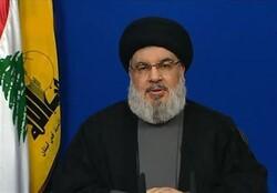 السيد نصر الله: ما يجري في لبنان جزء من حرب اقتصادية.. والمقاومة قوية ومتينة