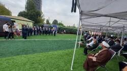 گروه همخوانی محمدرسول الله (ص)  از قهرمان قرآنی المپیک تقدیر کرد