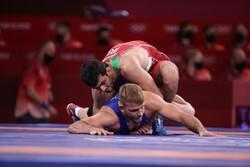 """""""حسن يزداني"""" يتأهل إلى نصف نهائي في اولمبياد طوكيو"""
