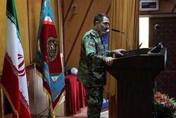 نیروی زمینی ارتش در حراست از مرزها بسیار موفق عمل کرده است