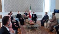 صباغ ورضائي يشددان على عمق العلاقات الاستراتيجية بين طهران ودمشق