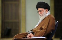 قائد الثورة الاسلامية يعزي بوفاة حجة الاسلام فقيه ايماني