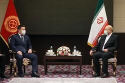 سطح روابط اقتصادی ایران و قرقیزستان باید افزایش یابد