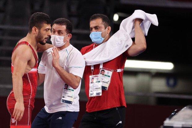نخستین طلای کشتی بر سنیه «گرایی» درخشید/ دومین مدال طلای ایران