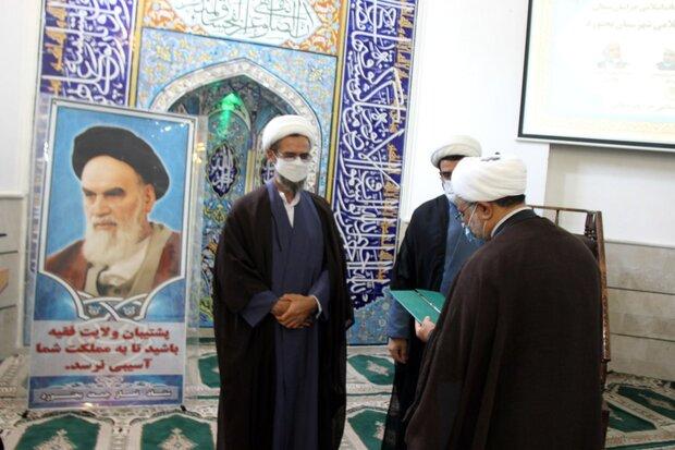 رئیس تبلیغات اسلامی شهرستان بجنورد منصوب شد