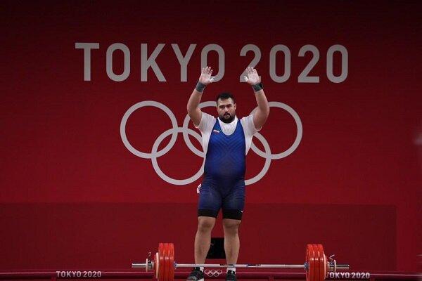 علی داودی نایب قهرمان المپیک توکیو شد/ ثبت چهارمین مدال ایران