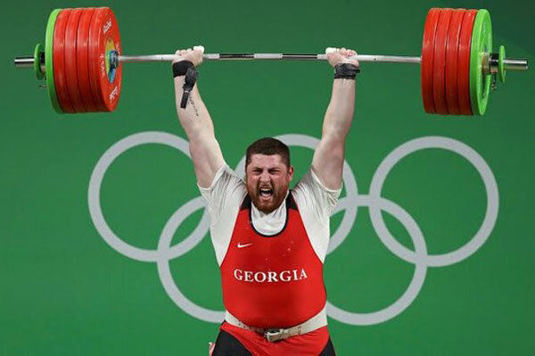 رکوردشکنی ستاره فوق سنگین وزنهبرداری گرجستان در المپیک